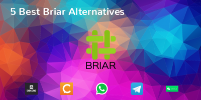Briar Alternatives