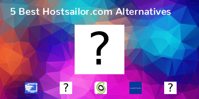 Hostsailor.com Alternatives