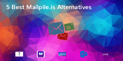 Mailpile.is Alternatives