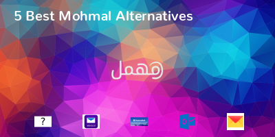 Mohmal Alternatives