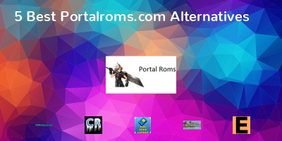 Portalroms.com Alternatives