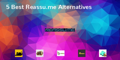 Reassu.me Alternatives