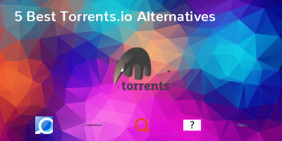 Torrents.io Alternatives