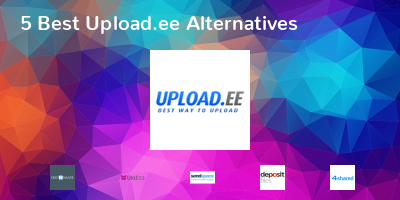 Upload.ee Alternatives